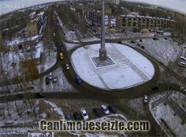 Rusya Salavat Şehri canli mobese izle