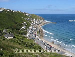 İngiltere Sennen Sahili canli izle webcam