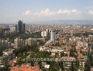 Sofya Panorama canli mobese izle
