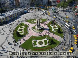 Taksim Meydanı Mobese Canlı İzle