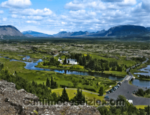 İzlanda Thingvellir Park canli izle