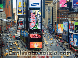 Times Square Crossroads webcam live