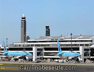 Narita International Airport Live webcam izle