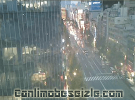 Tokyo Trafik canli mobese izle