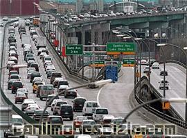 Toronto Trafik canli mobese izle