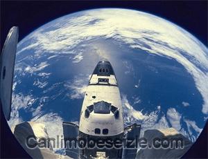 Uzaydan canli mobese izle