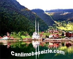Trabzon Uzungöl canlı mobese izle
