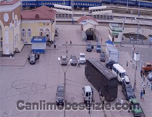 Yalta Tren İstasyonu canli izle