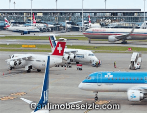 Zurich Airport live webcam izle