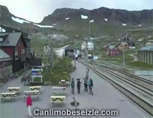 Norveç Finse Stasjon Canlı Mobese İzle