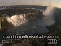Niagara Şelalesi Falls live Canlı Mobese izle