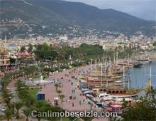 Alanya Limanı canli izle live
