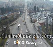 İstanbul D 100 Koşuyolu canli izle