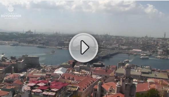 Galata Kulesi Mobese Canli Kamera izle