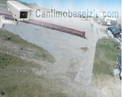 Erciyes Dağı Tekir Acemi Pisti canli izle