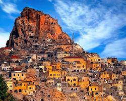 Kapadokya Uçhisar canlı mobese izle