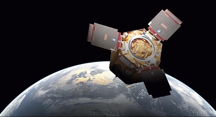 Göktürk-2 Uydu Canlı İzle