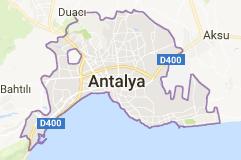 Antalya Uydu Görüntüsü Uydu Haritası