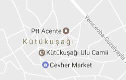 Cihanbeyli Kütükuşağı Uydu Görüntüsü ve Harita