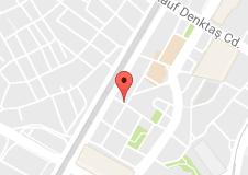Nişantaşı Uydu Görüntüsü, Harita