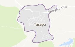 Seydişehir Taraşcı Uydu Görüntüsü