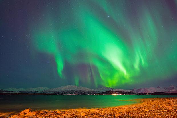 Kuzey Işıkları Canlı İzle