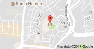 Augustus Tapınağı Uydu Görüntüsü Uydu Haritası Ankara