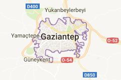 Gaziantep Uydu Görüntüsü Uydu Haritası