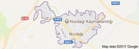 Nurdağı Uydu Görüntüsü Uydu Haritası Gaziantep
