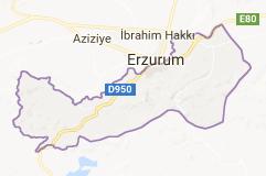 Palandöken Uydu Görüntüsü Uydu Haritası Erzurum