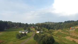 Trabzon Hıdırnebi Yaylası Havadan Kamera İzle