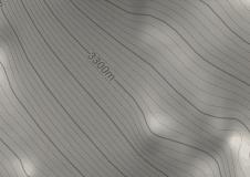 Uludoruk Buzul Dağı Uydu Görüntüsü Uydu Haritası Hakkari