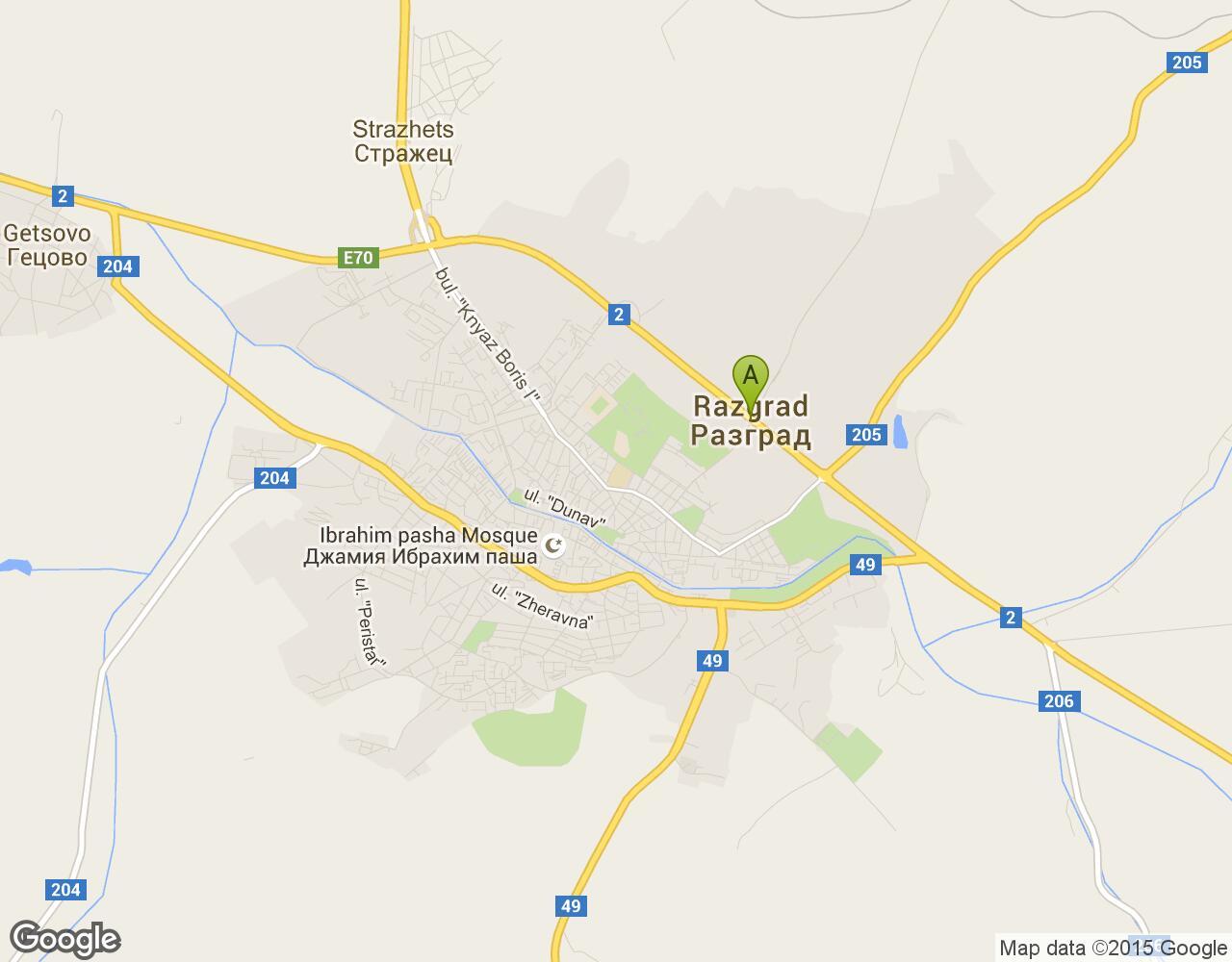 Kapıkule Razgrad Arası Kaç Km Nasıl Gidilir Yol Tarifi