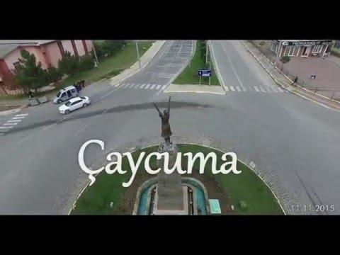 Çaycuma Havadan Kamera İzle Zonguldak