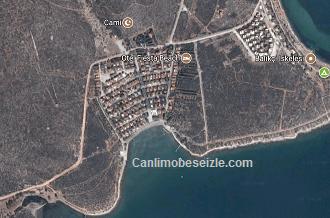 Didim Konya Kültür Sitesi Uydu Görüntüsü Uydu Haritası