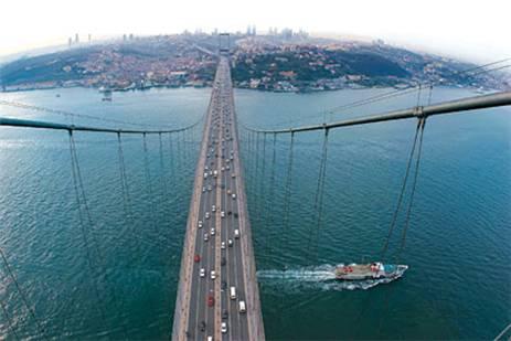 Boğaziçi Köprüsü 15 Temmuz Şehitler Köprüsü Canlı Mobese İzle