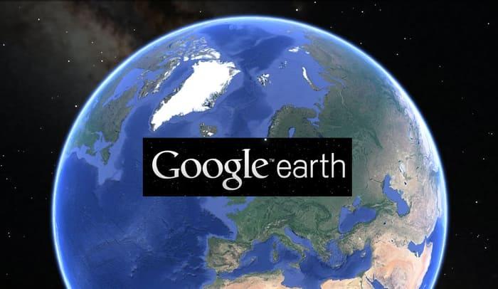 Google Earth Dünya Uydu İzle
