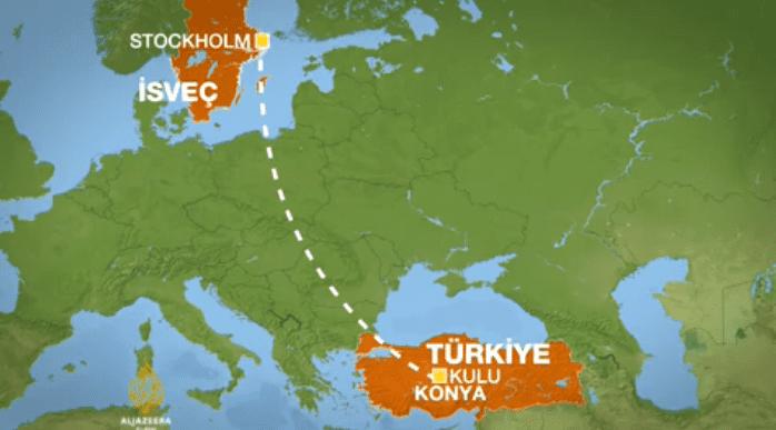 Stockholm Kulu Arası Kaç Km Nasıl Gidilir Yol Tarifi