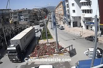 Tokat Turhal Cumhuriyet Caddesi Canlı izle