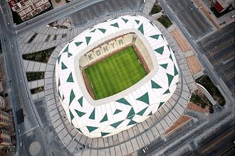 Torku Arena Stadyumu Canlı Mobese İzle