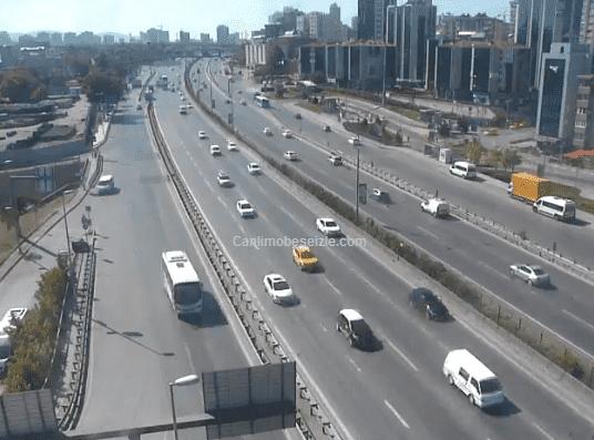 Yenisahra Canli Mobese izle Ataşehir