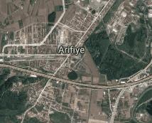 Sakarya Arifiye Uydu Görüntüsü Uydu Haritası