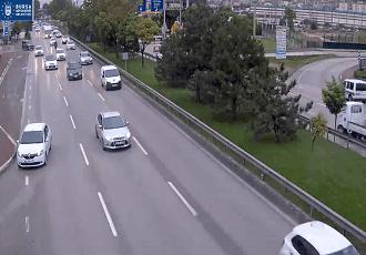 Bursa İzmir Yolu Canlı Mobese İzle