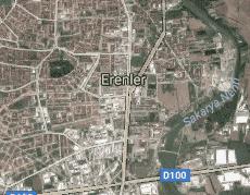 Sakarya Erenler Uydu Görüntüsü Uydu Haritası