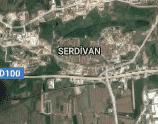 Sakarya Serdivan Uydu Görüntüsü Uydu Haritası