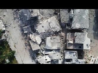 Suriye Dera Havadan Kamera İzle
