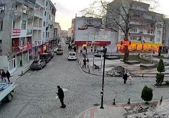Trabzon Çarşıbaşı Meydan Canlı Mobese İzle