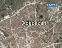 Adapazarı Uydu Görüntüsü Uydu Haritası