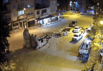 Afyon Dazkırı Cumhuriyet Meydanı Canlı Mobese İzle