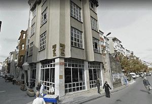 İstanbul Fatih Yedikule Spor Kulübü Lokali Nerede Nasıl Gidilir Yol Tarifi